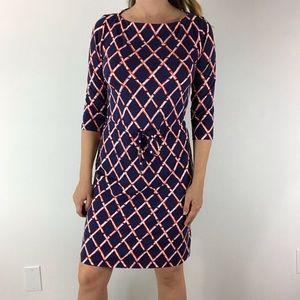 J. MCLAUGHLIN Marianne Drawstring Dress S